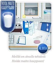 Hoida maito kauppaa
